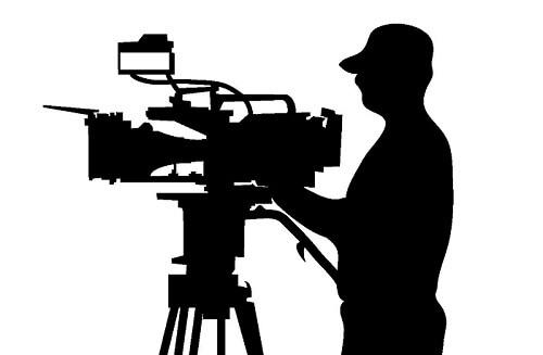 映画のカメラマン