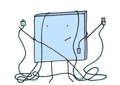 パソコンエラー